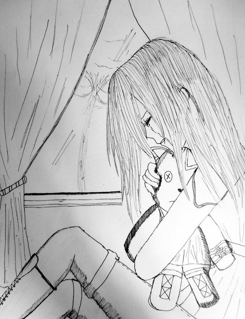 17 Best Images About Margeret On Pinterest How To Draw, That So And Sad Girl
