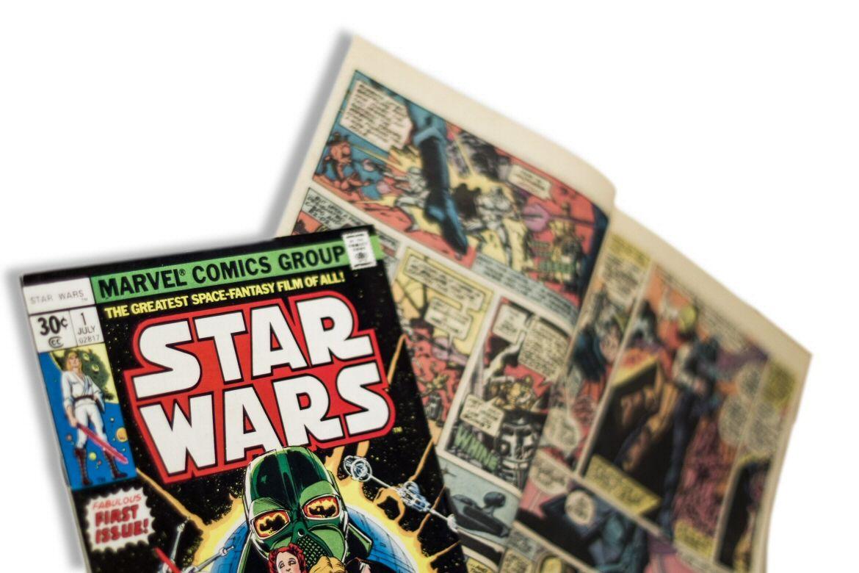 Star Wars tegneserier: Star Wars #1 variationer
