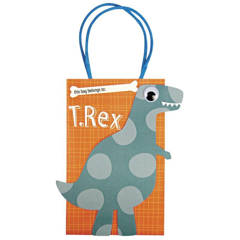 ROARRRR! Dinosaur Party Bag