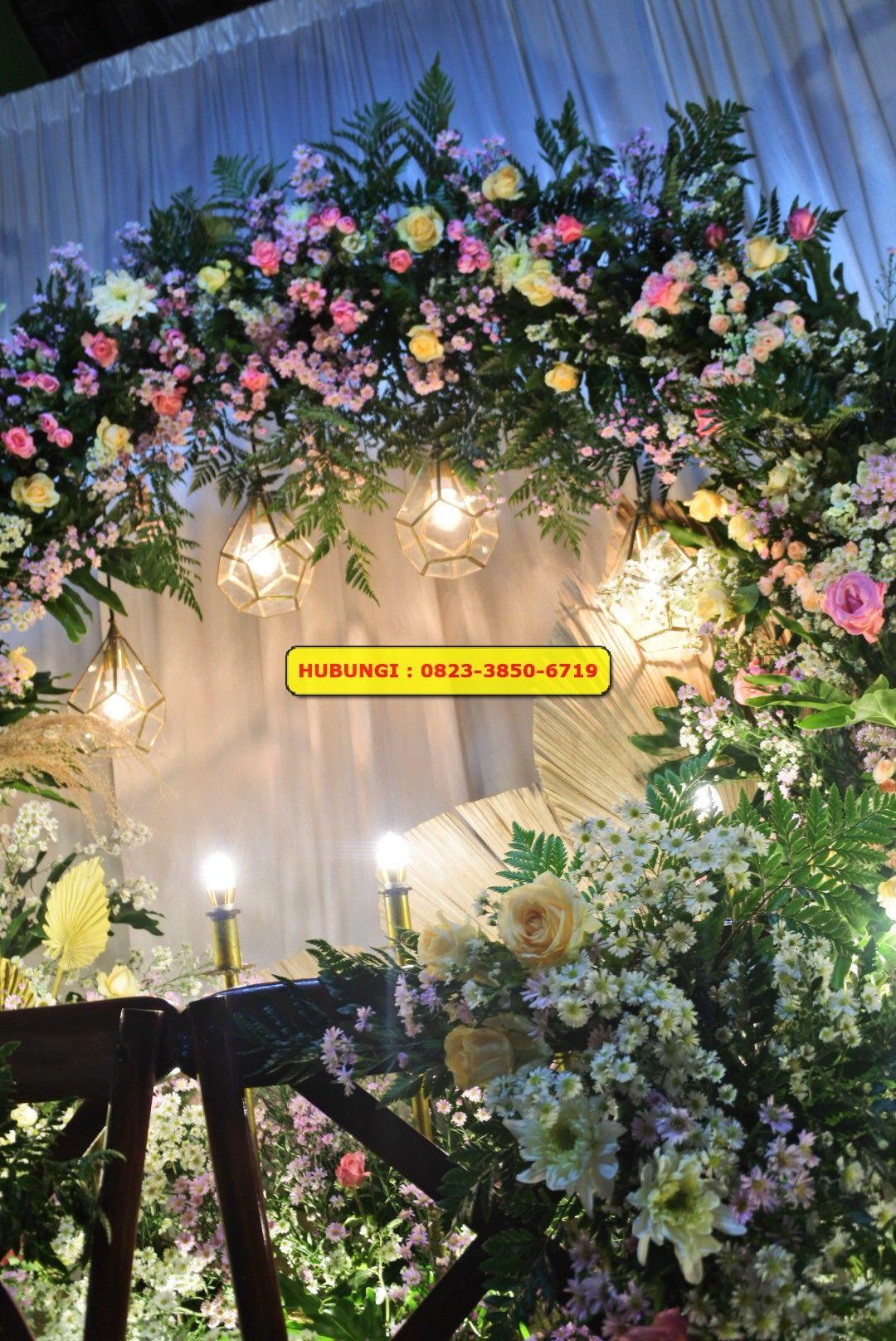 Biaya Dekorasi Gedung Pernikahan Semarang