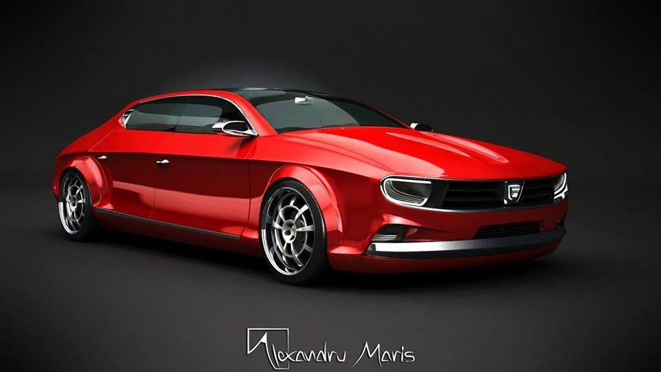 Cool european cars makes romanian flagship design cool again dacia 1300 concept 2014 makes romanian flagship design cool again video sciox Images