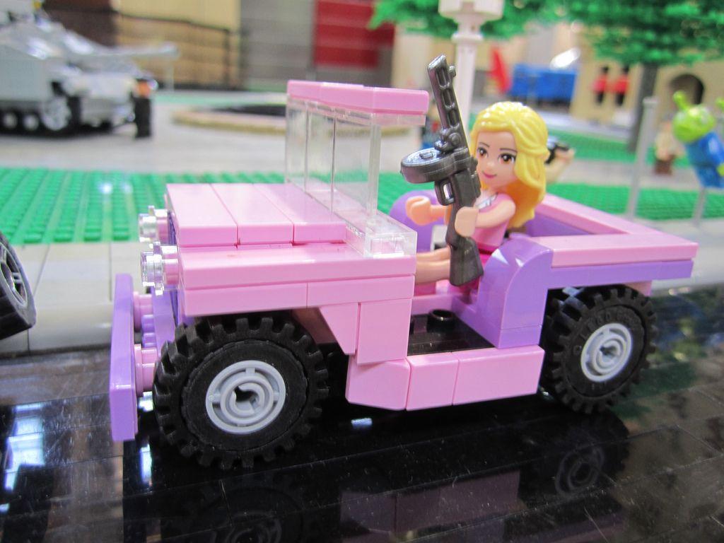 Today at Brickmania Toyworks   LEGO   Monster trucks, Trucks