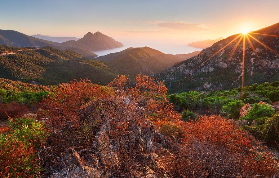 Scondola Sunset by Michael  Breitung on 500px