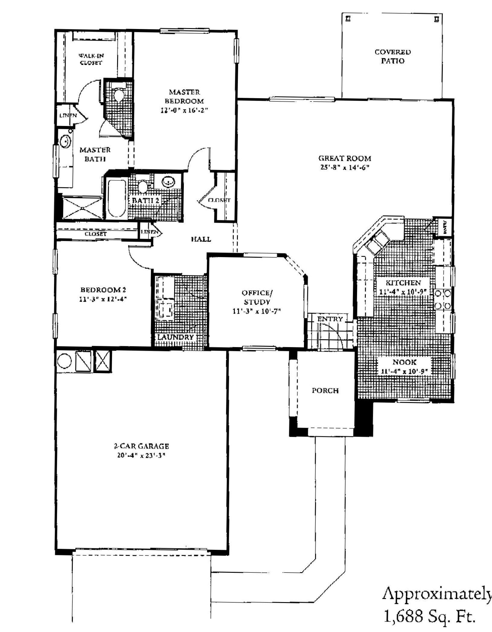 Sun City Grand Sycamore Floor Plan Del Webb Sun City Grand Floor Plan Model Home House Plans Floorplans Models In Surprise Ph Floor Plans Sun City Model Homes