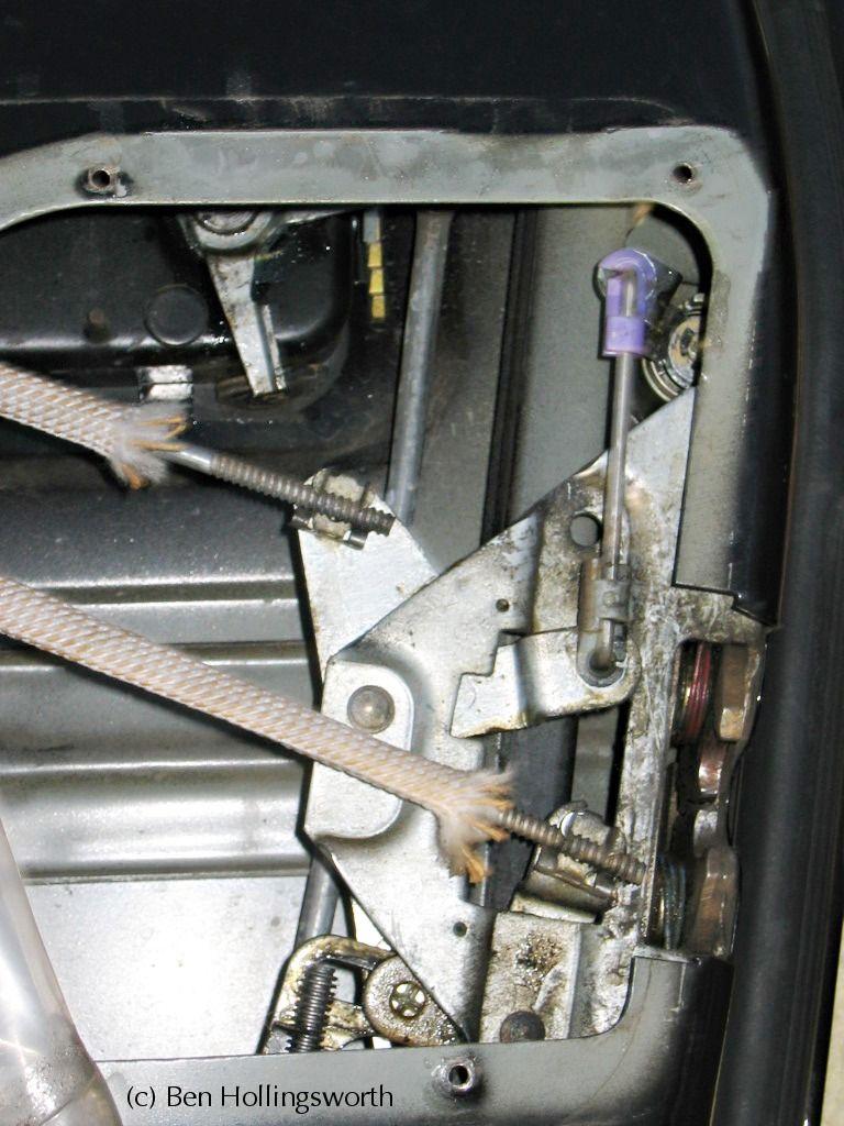 Yj Door Lock Fix Door Locks Jeep Doors