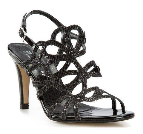 Czolenka Damskie Czarne Wittchen 82 D 412 Elegant Shoes Evening Shoes Evening Sandals