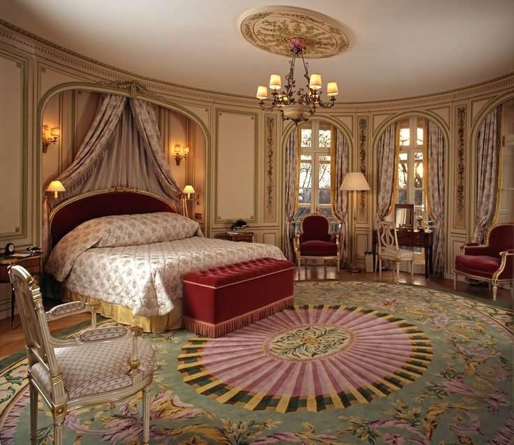 Drawing Room Inside The Buckingham Palace