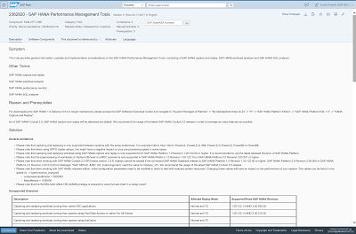 Introducing enhancements to SAP HANA capture and replay in SAP HANA