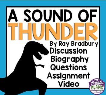 a sound of thunder short story theme