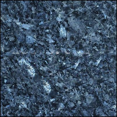 Blue Granite Countertop Ceramic Floor Tile Updating House Blue Granite