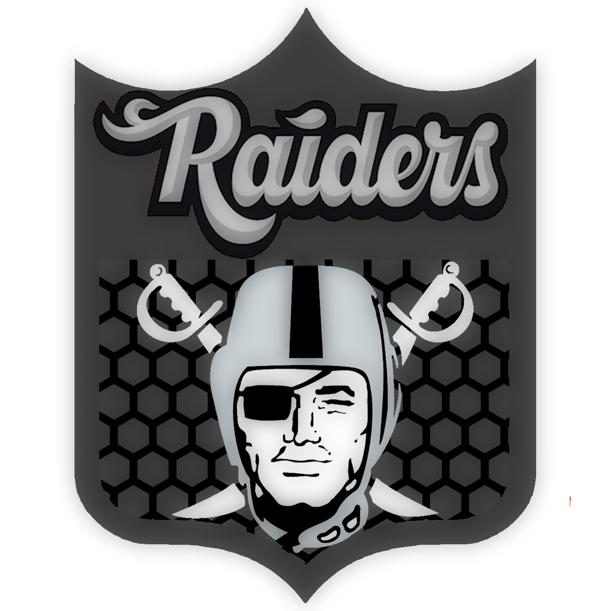 Oakland Raiders Logo Oakland raiders logo, Oakland