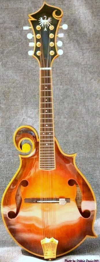 Zoznamka Epiphone mandolína