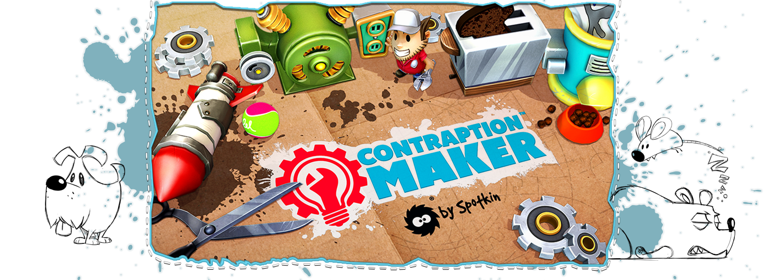 Contraption Maker by Spotkin The incredibles