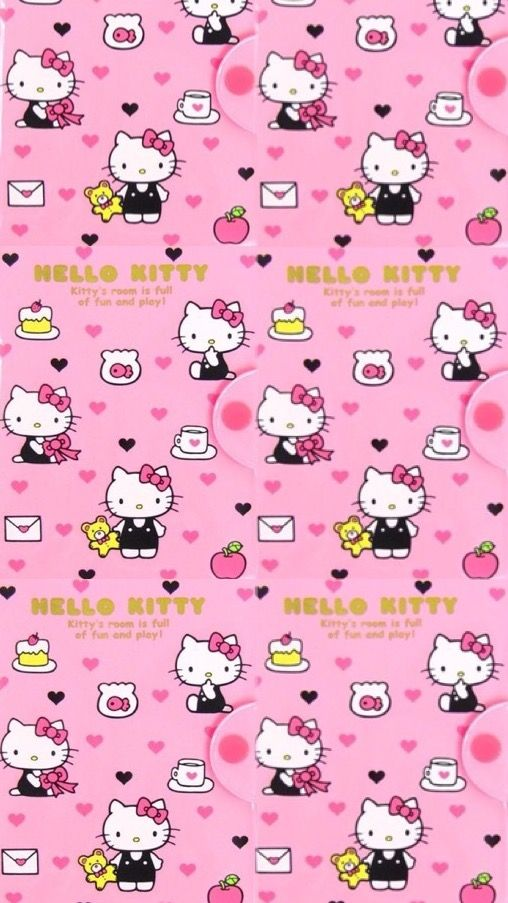 Pin De Astrid En Hello Kitty Fondos De Pantalla Bonitos