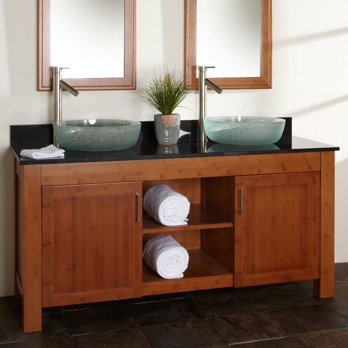 60\ - Vessel Sinks Bathroom