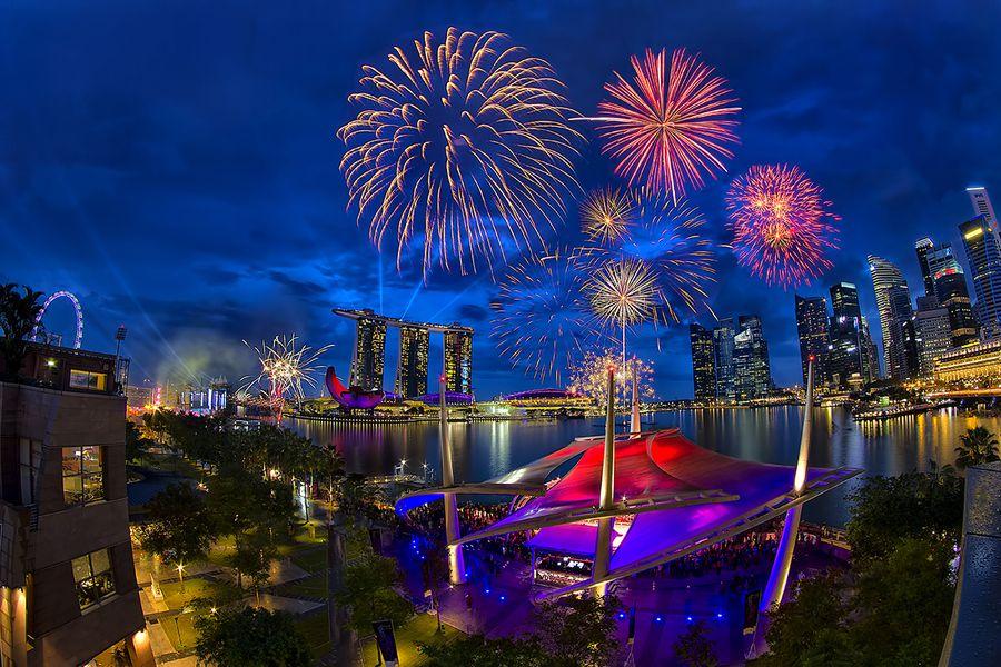Magical Fireworks