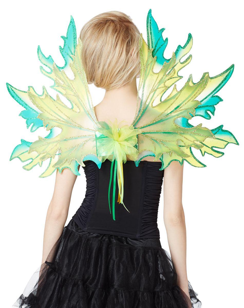6a63d26d7 Woodland Fairy Adult Wings – Spirit Halloween | Fairy photo shoot ...