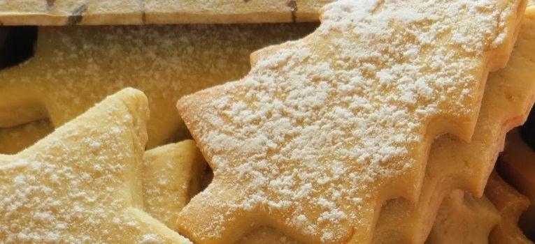 bolachas de natal de manteiga