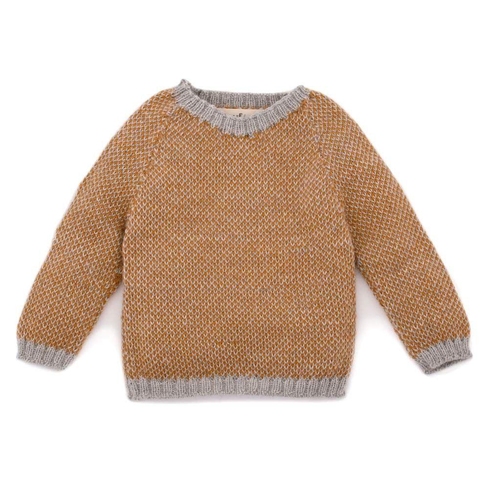 0aeb1de5d Oeuf NYC Pull Bicolore - Baby fashion - Smallable