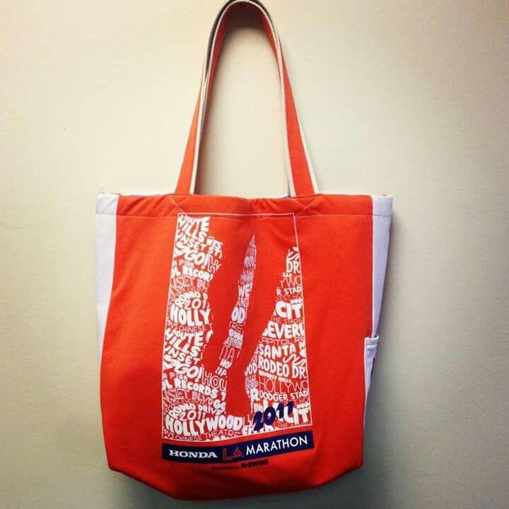 T-shirt canvas bag tote