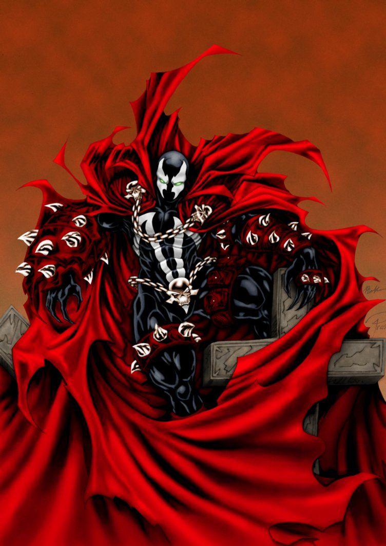 The Spectre vs Spawn vs Ghost Rider - Battles - Comic Vine | Did U ...