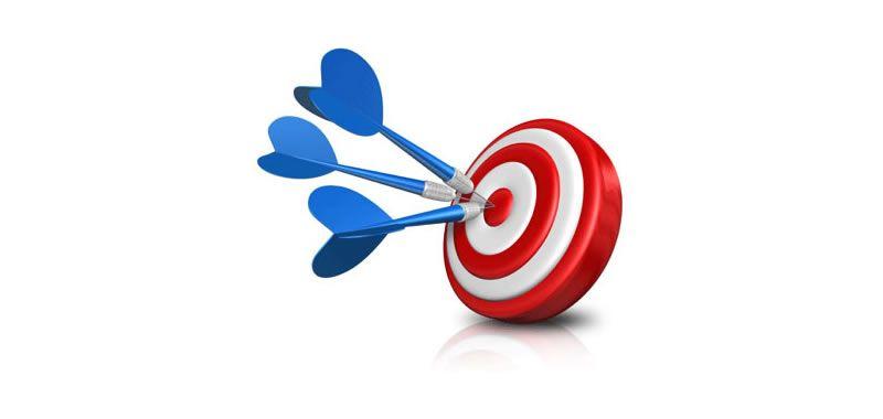 Definición de objetivos para la página Web