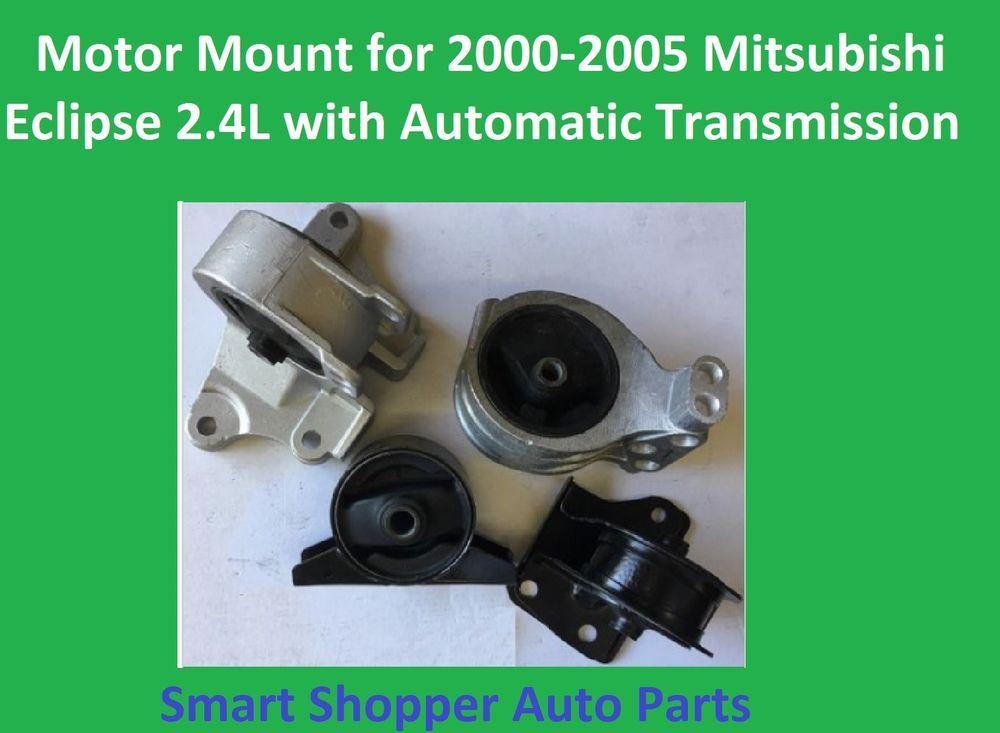 Engine Motor Mount for 2000-2005 Mitsubishi Eclipse 2.4L Automatic Transmission