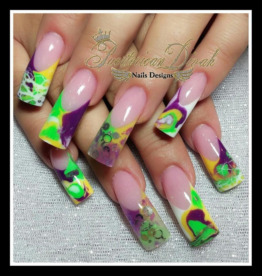 °°•○°◇ℓαℓσƈα ♡°°•○°◇ - ○°◇ℓαℓσƈα ♡°°•○°◇ ❤ ภคΊLร❤ Pinterest Duck Nails