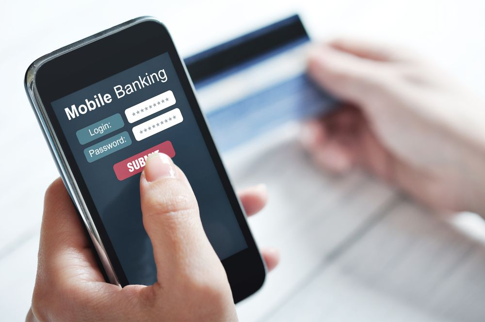 6 Tips For Safer Online Banking Online Banking Payment Banking Services Mobile Application Development Mobile Application