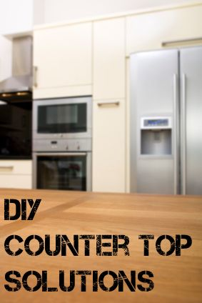 diy kitchen countertops ideas - Diy Kitchen Countertop Ideas