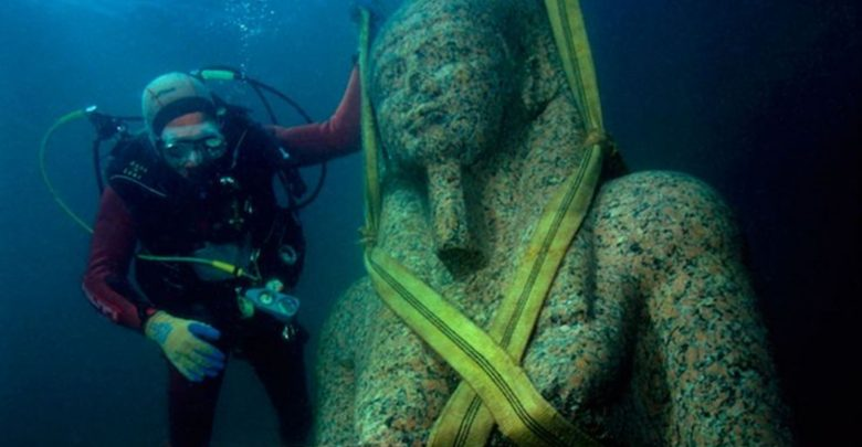 Heracleion Egypt S Atlantis The Enigmatic Ancient Egyptian