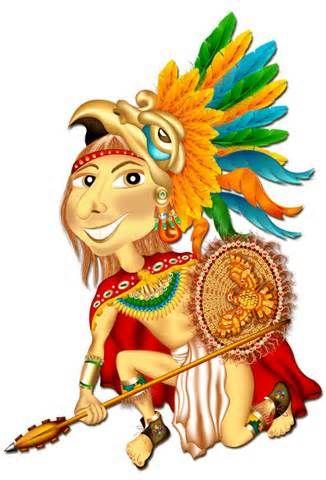Fotos De Indios Aztecas Cartoons Indio Azteca Arte Mexicano
