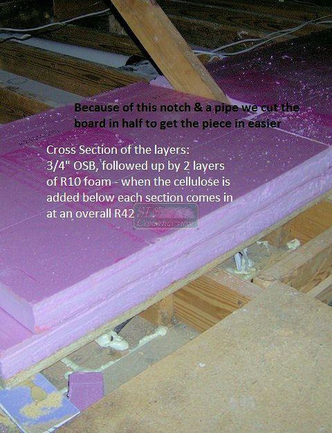 Air Sealing Attic Walkways Storage Attic Remodel Attic Flooring Attic
