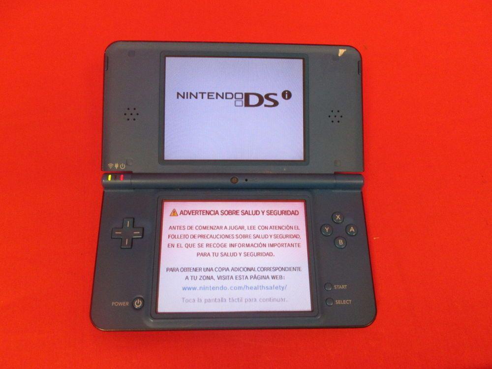 nintendo dsi xl midnight blue handheld console 9468 pinterest rh pinterest com Nintendo DSi Logo Nintendo DSi ManualDownload