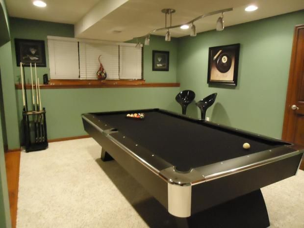 Designing A Game Room Pool Table Room Game Room Design