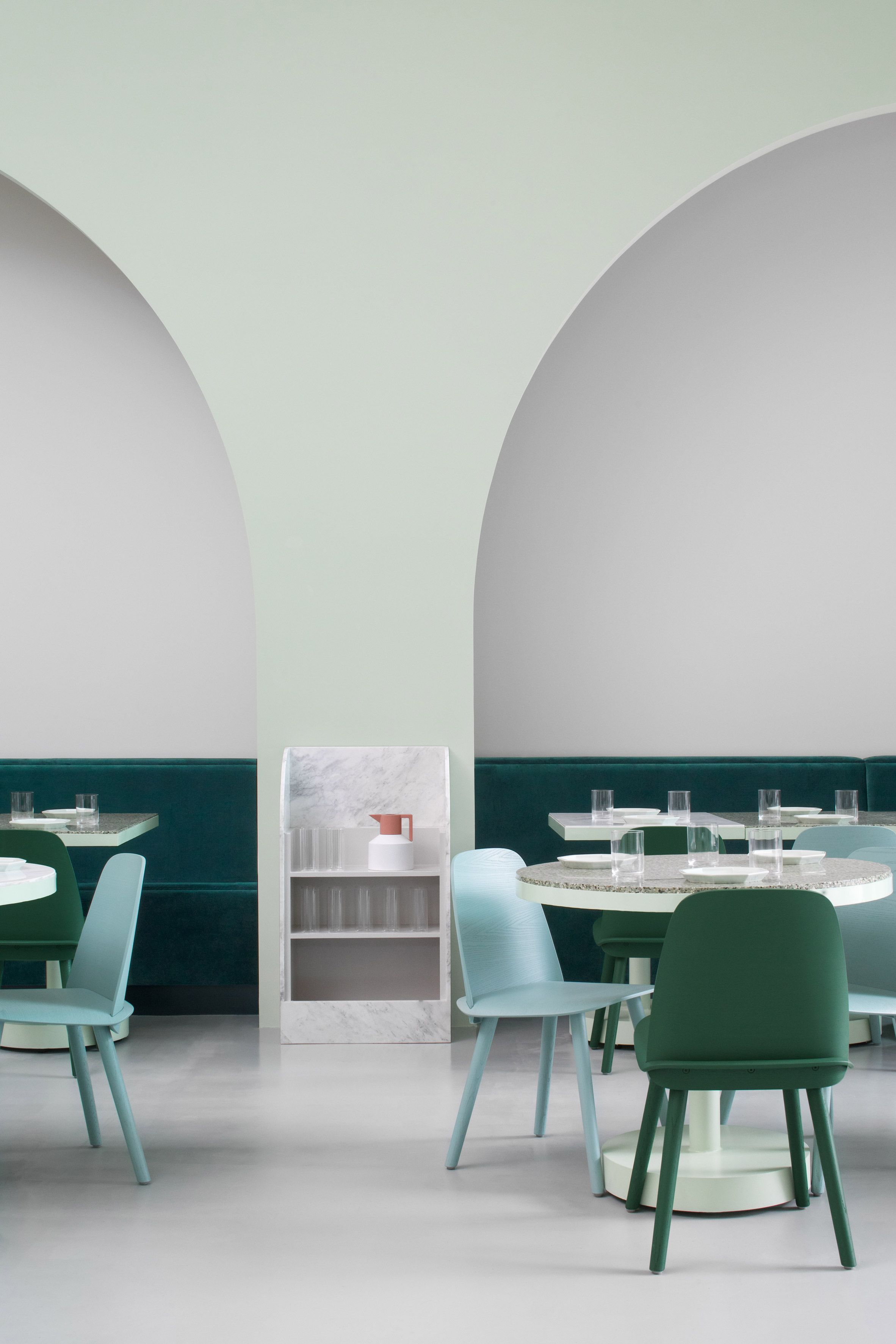 Chengdu cafe features interiors inspired by Wes Anderson\'s The Grand ...