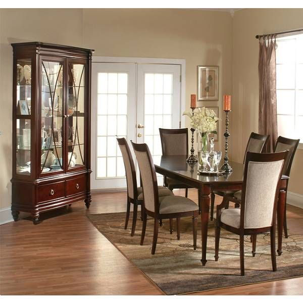 Shop For Lacquer Craft USA Carlyle Dining Set And Other Room Sets At Furniture Fair In Cincinnati OH Northern KY This Consists Of