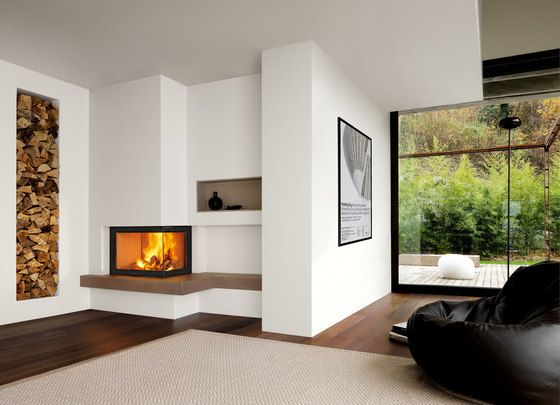 Wood fireplaces | Closed fireplaces | Bristol | Piazzetta. Check it out on Architonic