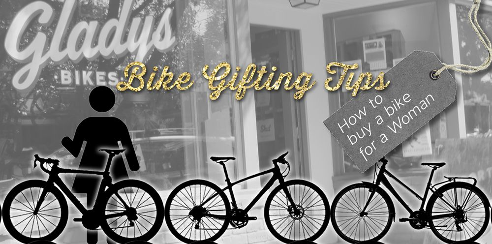 Bike Gifting Tips How To Give A Bike Buying A Bike For A Woman