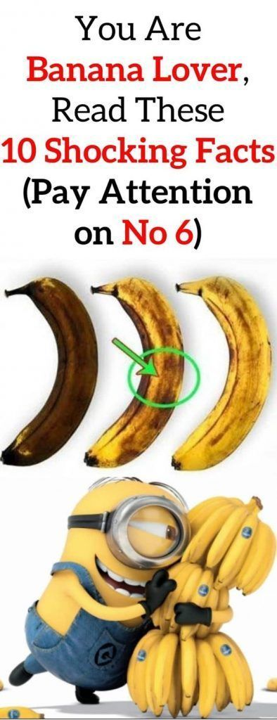 You Are Banana Lover, Read These 10 Shocking Facts (Pay Attention to No 6) – HEALTH AND BEAUTY  #hea...