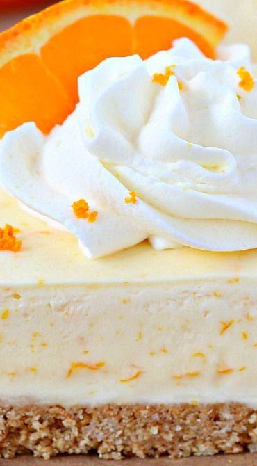 Orange Dreamsicle Pie Bars Recipe