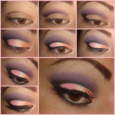 Go for some #trendy color-blocking #eyeshadows   Eyebrow ...