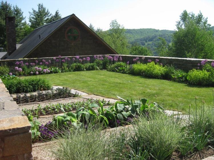 Jardin Potager Moderne