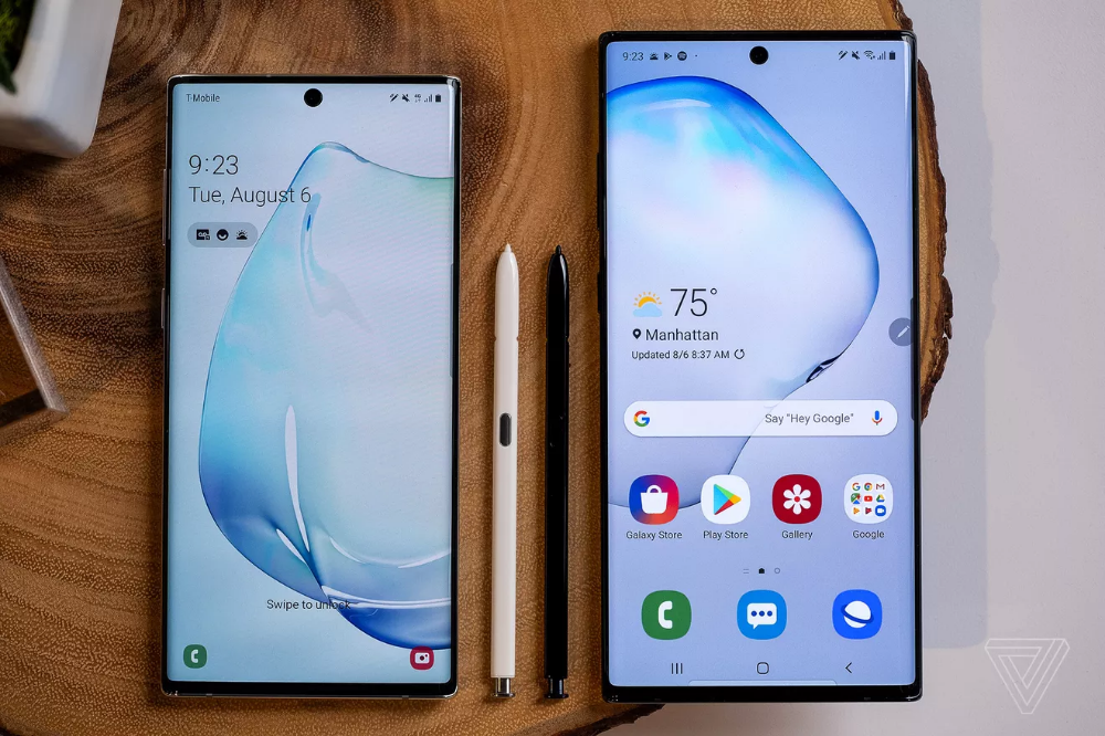 Meet The Samsung Galaxy Note 10 Two Sizes New S Pen And Dex On Your Laptop Samsung Galaxy Galaxy Note Galaxy
