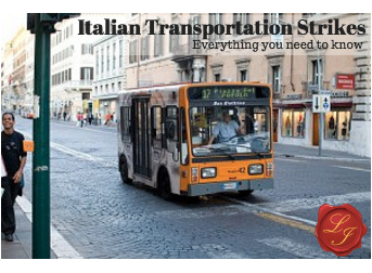 """Everything you need to know about the Italian """"Sciopero"""" or 'Transportation Strikes' 