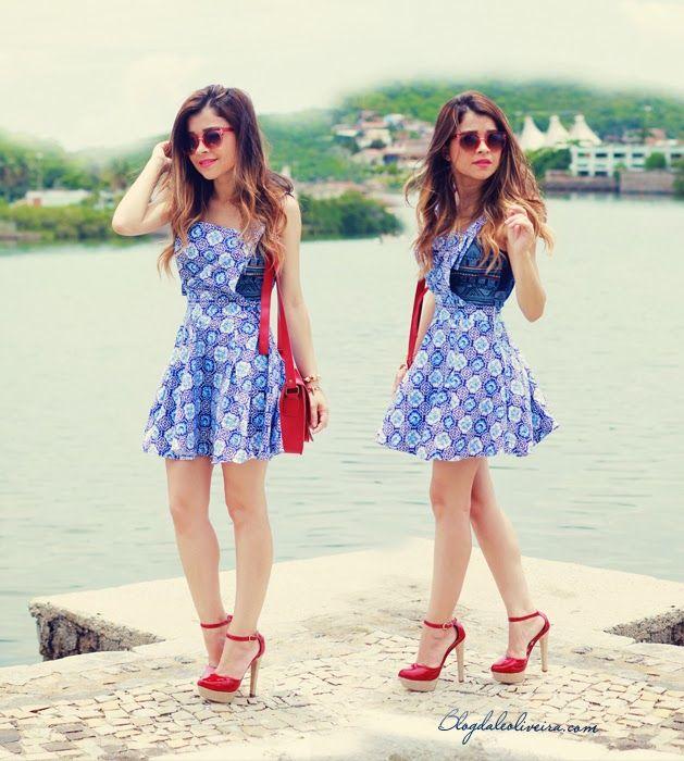 Blog da Lê-Moda e Estílo: look internacional