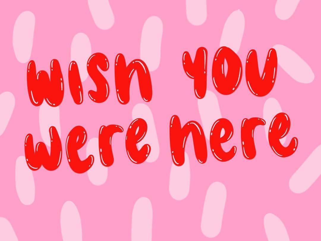 Thinking bout Christmas dinner 🌟🌟🌟  •  •  •  #illustration #illustrator #graphic #design #illustrationoftheday #typography #pink #wishyouwerehere #pinkfloyd #print #etsy #ohhdeer #pattern #surfacepattern #instaart #art #procreate