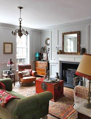Diy Crafts Decor Home In 2020 Antique Living Rooms Living