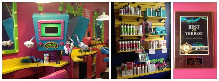 Snip Its Haircuts For Kids Charlotte Nc A Peek Inside The Salons