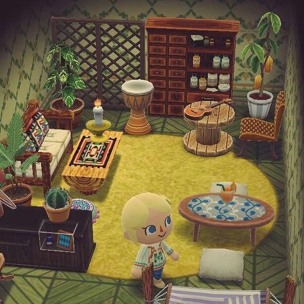Room Design Animal Crossing #campgamesanimal